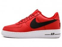 Женские Nike Air Force 1 LV8 NBA Red/Black, фото 1 из 1